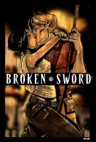 Broken Sword - George and Nico by damnskippy