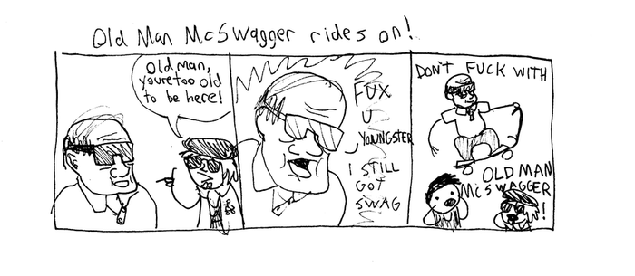OldManMcSwagger by TheLatinoAsian