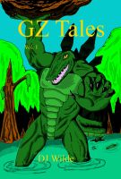 GZ Tales book cover by GalaxyZento
