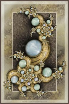 Moonstone Artefact by Velvet--Glove