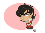 Keith sneeze by StrixMoonwing