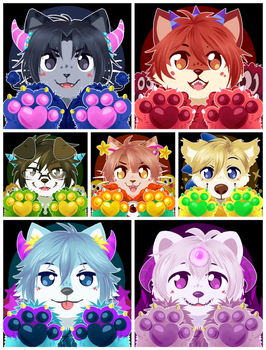 Monster Parade!! [I7] by ThatWildMary