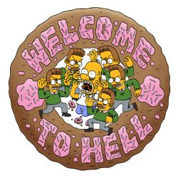 WELCOME TO HELL by Teagle