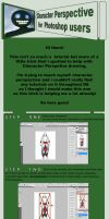 Character Perspective Tutorial by JackEavesArt