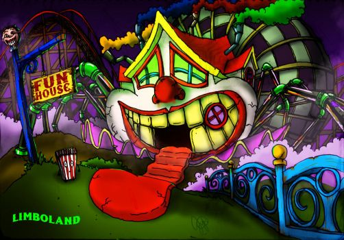 Limboland - House Of Fun by jimsoler