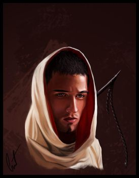 Hooded by Courtzart