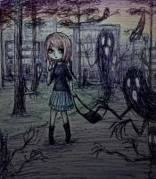 Scary Ghosts by Yukihoshi13