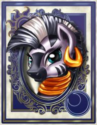 Zecora by harwicks-art