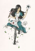 american mcgee's alice by purpledork
