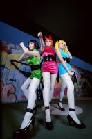 PPG COSPLAY by TENinania