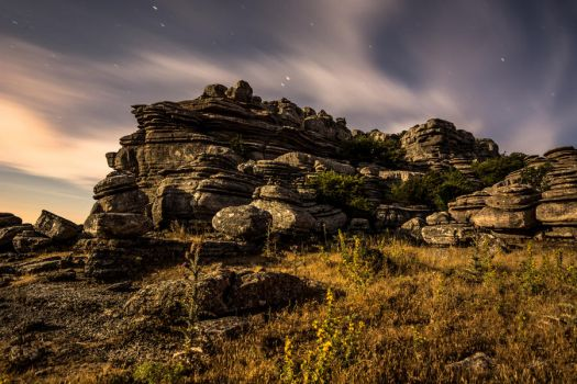 Moonlight shadow by nadril83