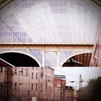 The station. by Catrinel-Cotae