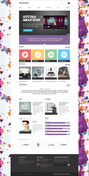 Collective   Professional WordPress Theme by ThemeFuse