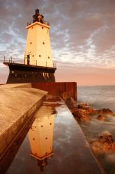 Ludington Breakwater, Michigan by RDTP