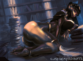 Tharja by cutesexyrobutts