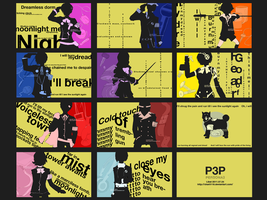 P3 characters P4 opening style by char0118