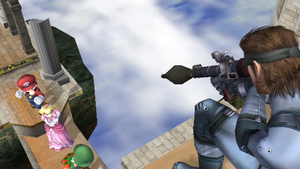 Snake: Target Acquired by SmashBros2008
