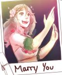 P-L | ''Marry You'' by Borealis-Star