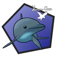 Dolphin by Vanum-Chan