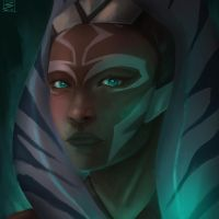 Ahsoka by ChrispyDee