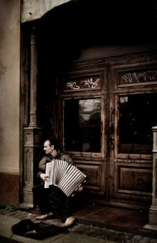 The Company Of An Accordian by moforsnow