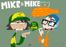 Group 5 - Mike by MichaelFay