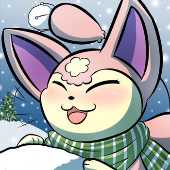 Lily Holiday icon by RymNotrim