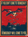 Democracy by RedClassPride