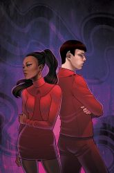 Star Trek: Starfleet Academy #2 by ElizabethBeals