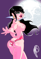 Vampirella by SGTMADNESS