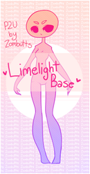 . N/A: Limelight Base . by fawnbun