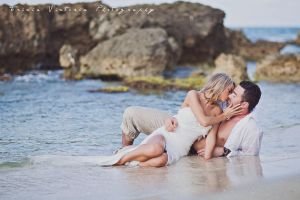 Trash the Dress by triciavictoria