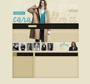 CaraDelevingne.blog.cz Ordered Layout 02 by lenkamason