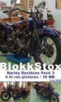 Harley Davidson Stockpack 4 by BlokkStox