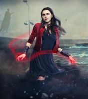 Scarlet Witch by AnubisDHL