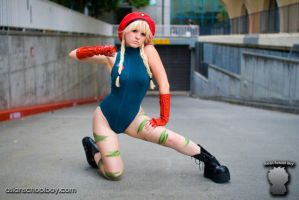 Cammy...Street Fighter by IvrinielsArtNCosplay
