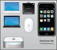 Dock Icon Set III by willylorbo