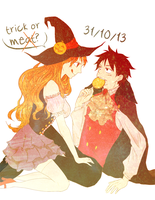 Trick or Me(at)? by MikiTenshi