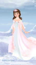 AZD Ella Enchanted Wedding Dress by DoodlebugQT on DeviantArt