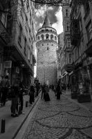 Road To Galata - II by InayatShah