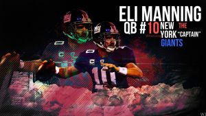 Eli Manning by WillyJ-Kor