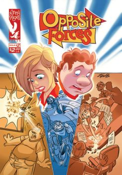 Opposite Forces 2_Cover by tombancroft