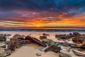 Mollymook Dawn 8 by TarJakArt