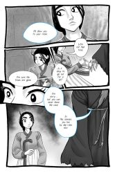 Blue Fire: Ch 2 Pg 14 by InYuJi
