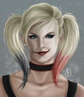 Harley by Draconis-Silver