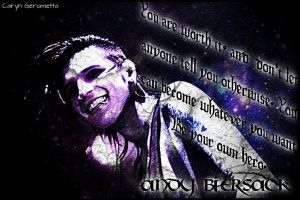 Andy Biersack by Shad0w-M0ses