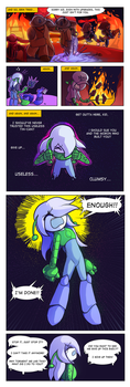 Erin the Disappointment - Part III by Pedrovin