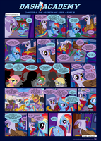 Dash Academy 6- The Secrets We Keep 8 by SorcerusHorserus