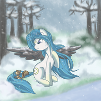 With A Winter's Heart by BambooDog