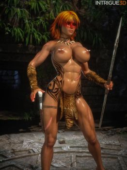 Tribal Rylee by Supro3D
